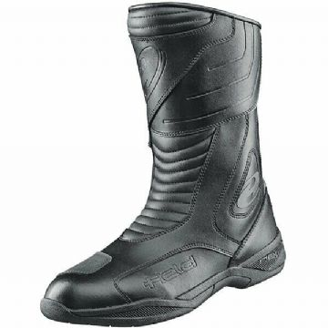 Held Corbi Waterproof Motorcycle Motorbike Touring Boots - Black - EU46